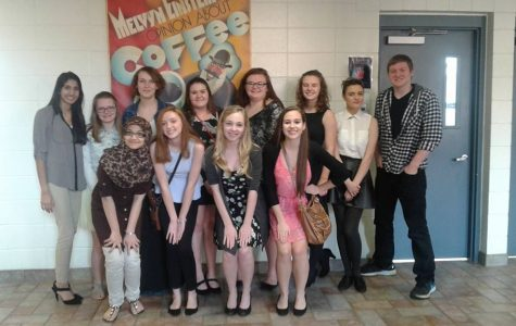 State Forensics Competition on Friday