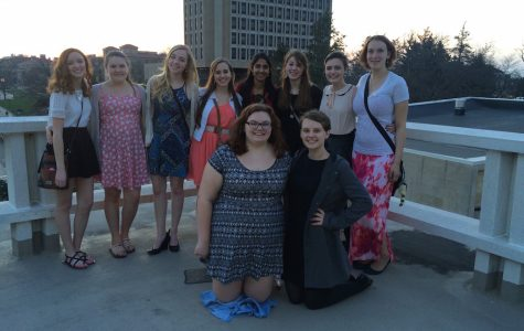 Success at Forensics State Competition