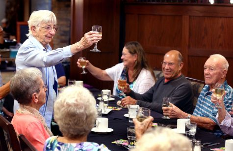 Still going strong: West Salem Class of 1941 comes together for 75th reunion