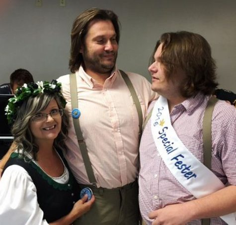 Oktoberfest royal family starts with Special Fester