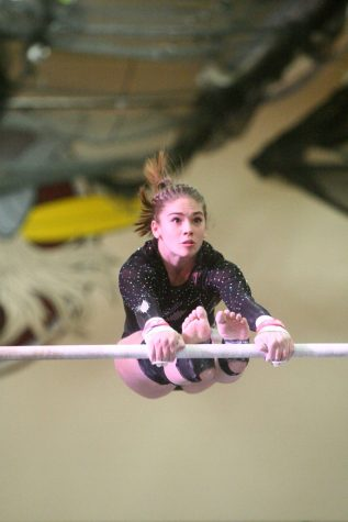 West Salem co-op gymnastics team on top of state
